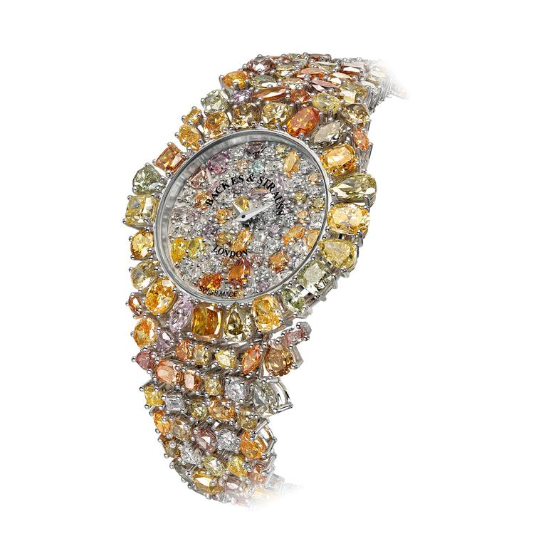 Backes & Strauss Piccadilly Princess Royal Colours watch