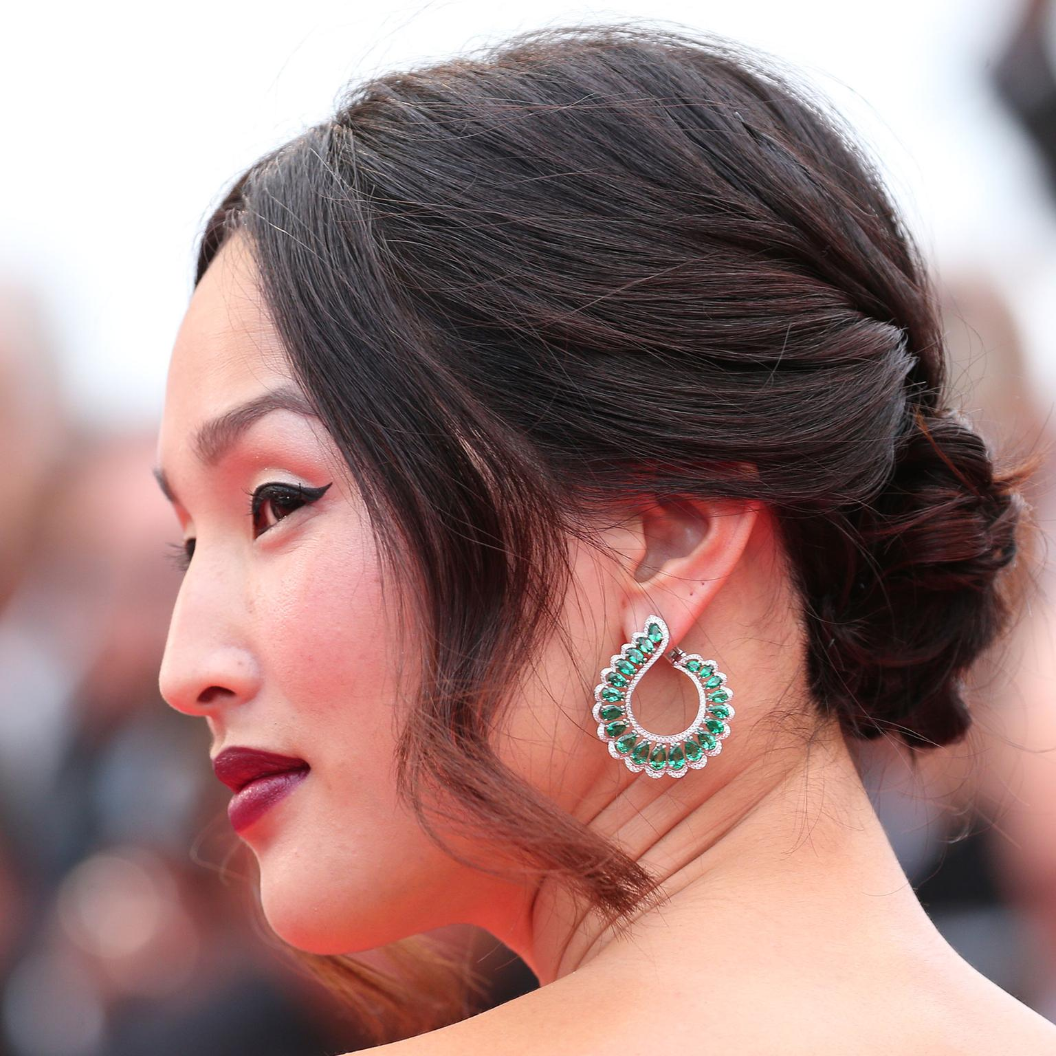 Cannes 2016 Day 3: Nicole Warne in Chopard