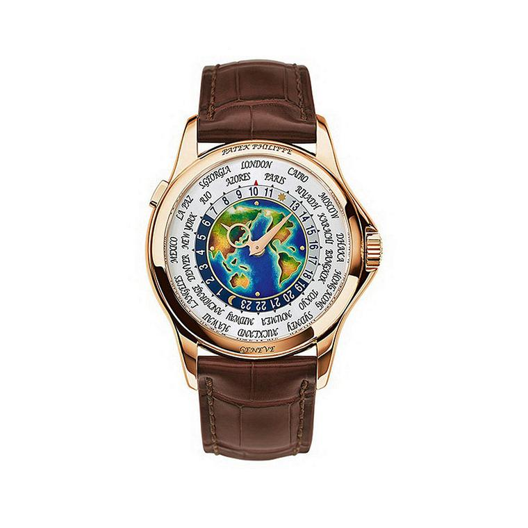 The world is your oyster with these new world time watches