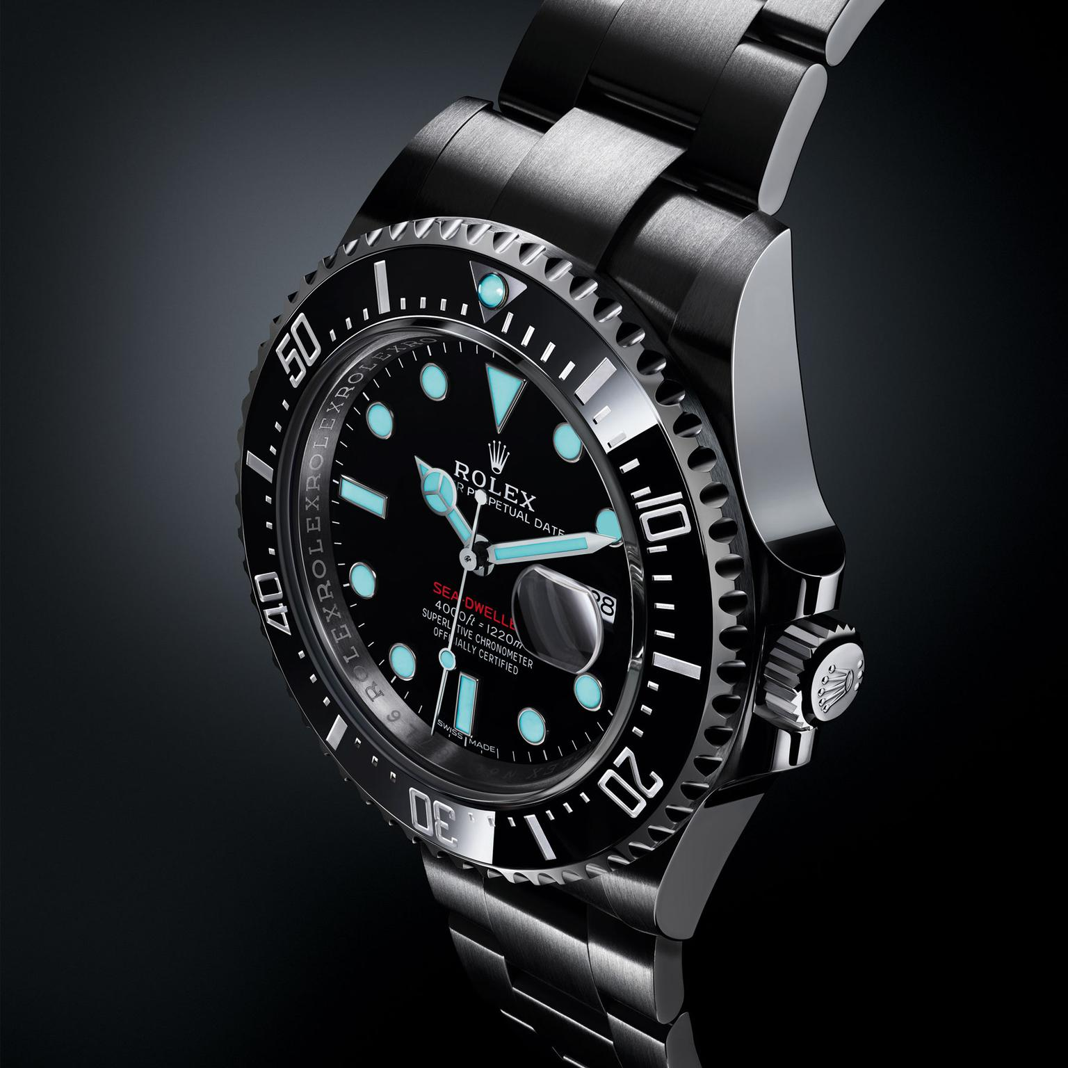 Rolex Sea-Dweller 43mm watch 50th anniversary
