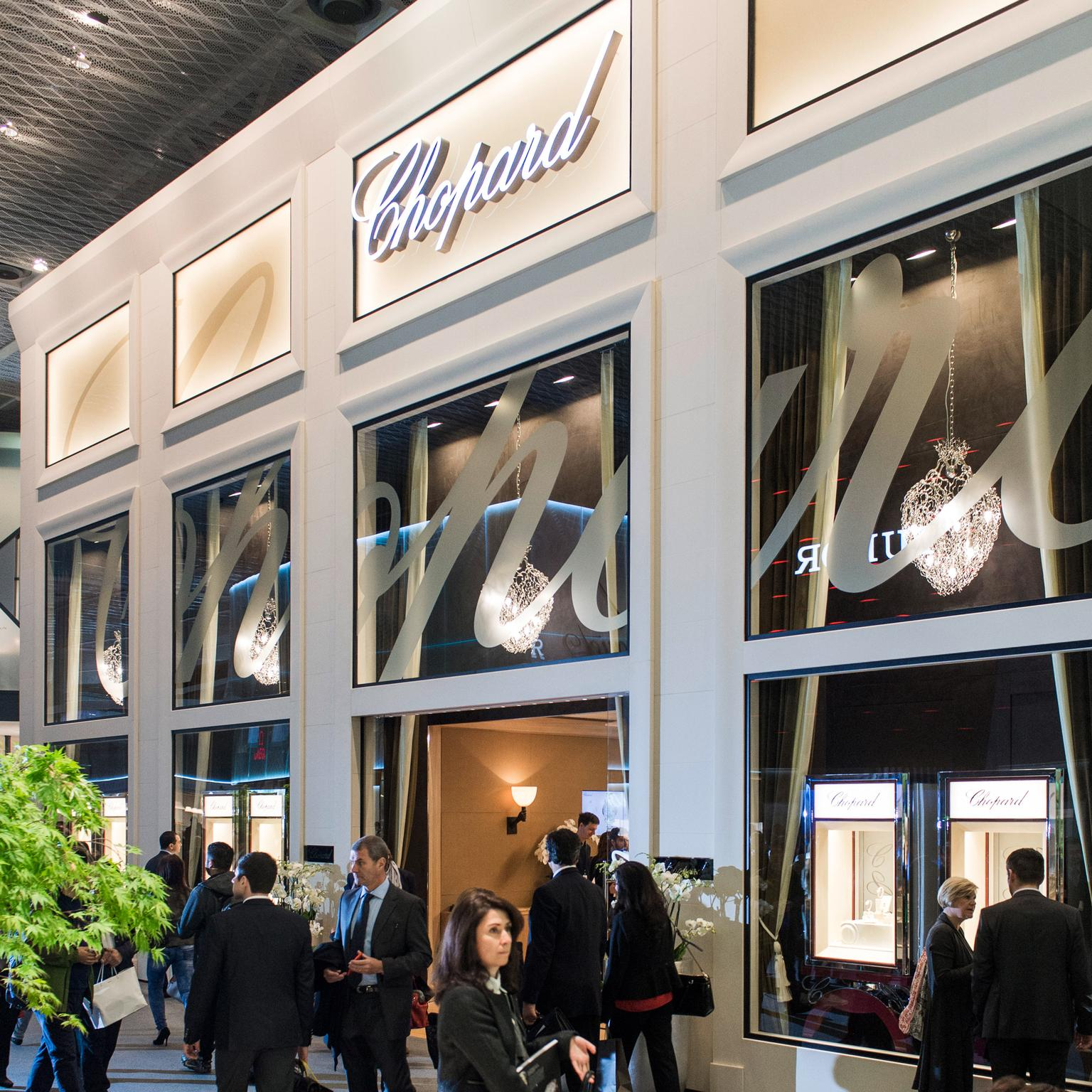 Chopard Baselworld