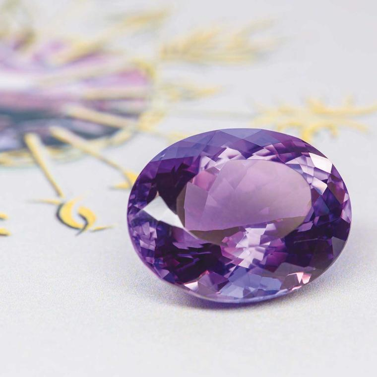 Pantone's Ultra Violet tips amethyst to be gemstone of 2018