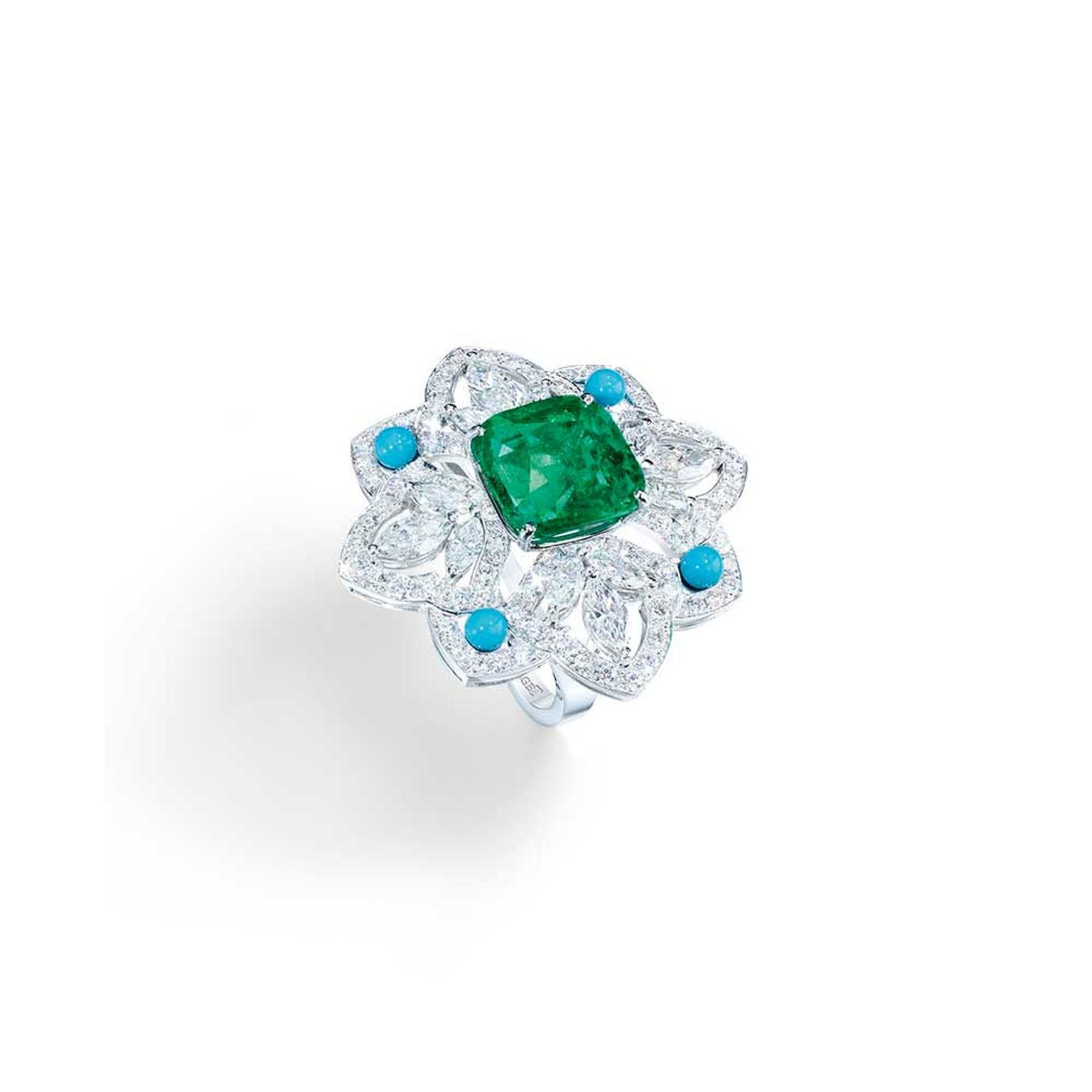 Piaget Secrets and Lights ring