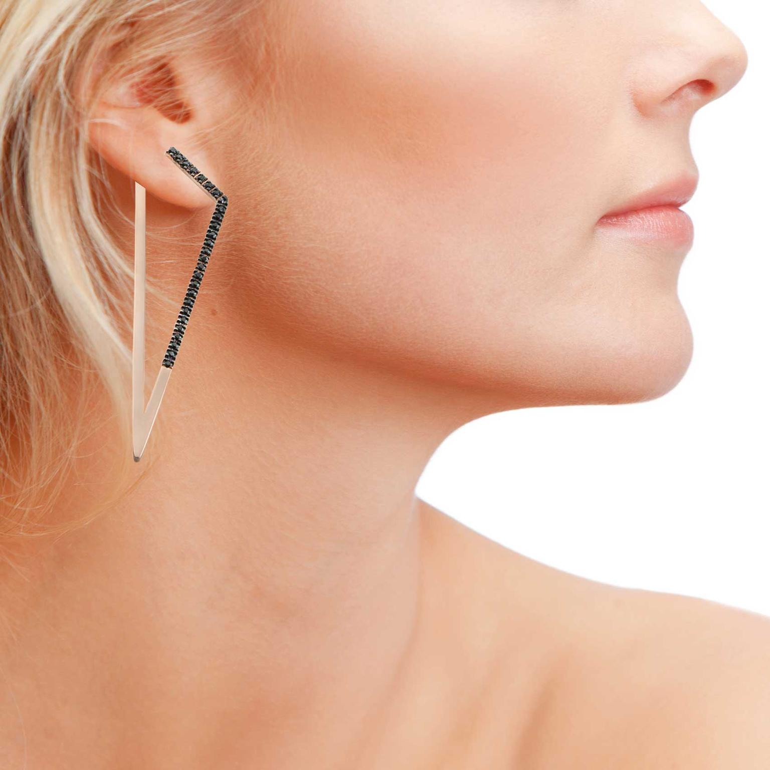 MyriamSOS geometric earrings