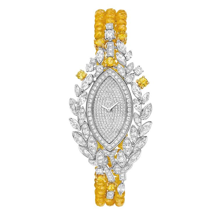Chanel Moisson d'Or watch