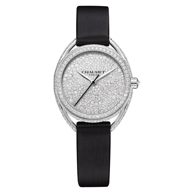 Liens Lumière high jewellery diamond watch