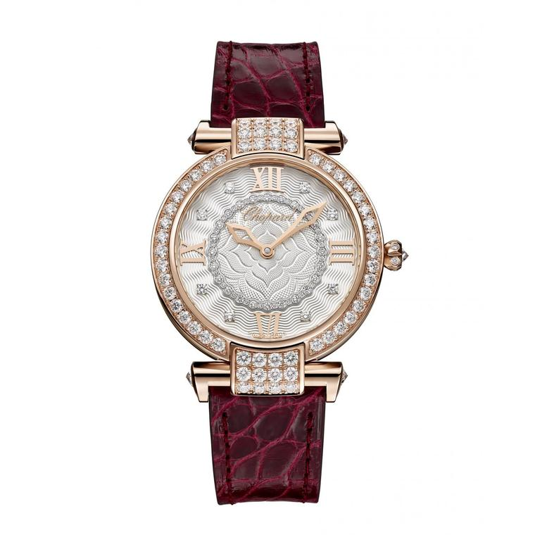 Imperiale Soldier high jewellery watch by Chopard