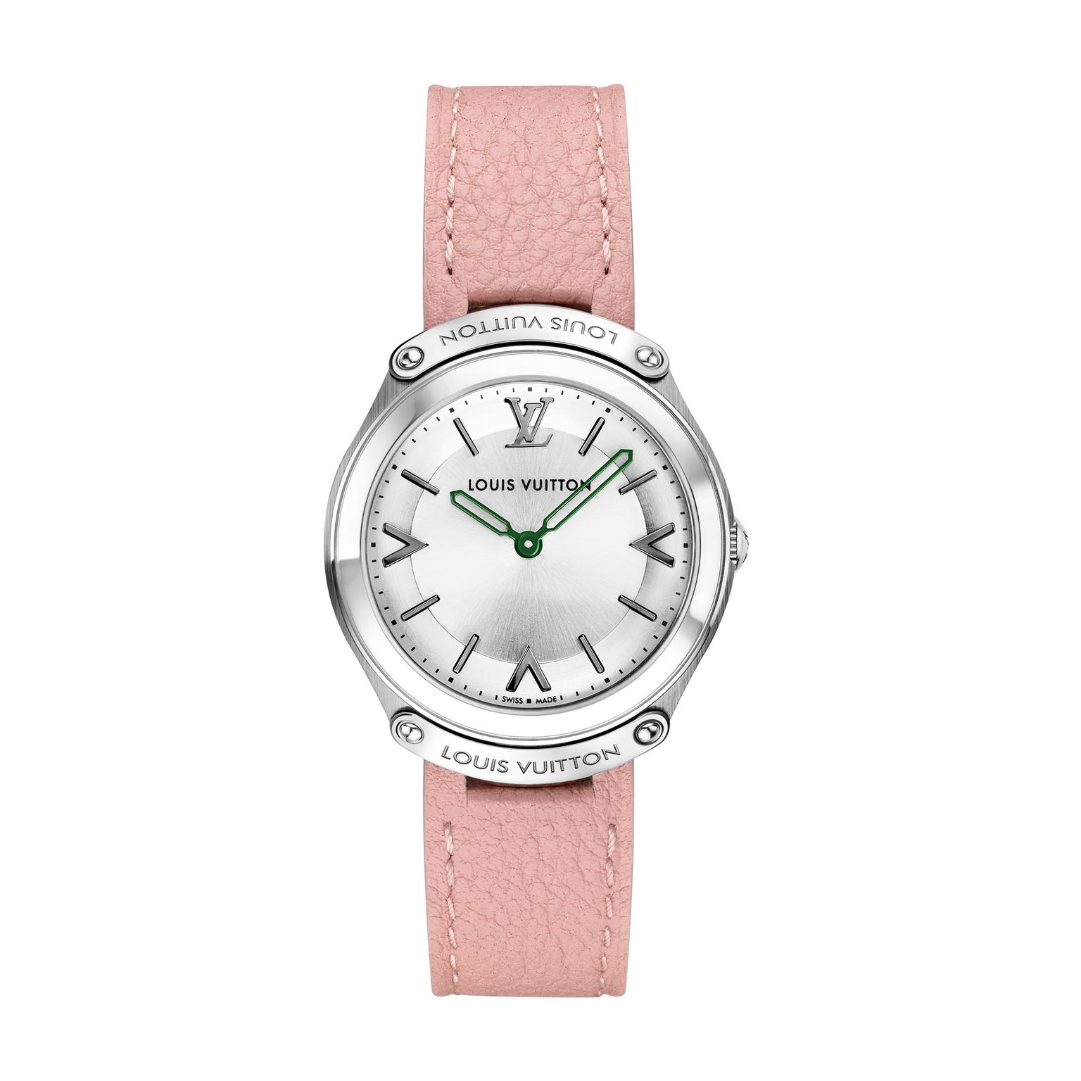 Louis Vuitton LV Fifty Five 31mm Ballet rose strap