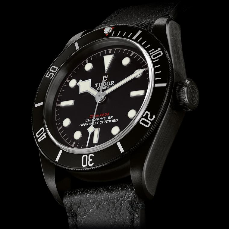 Heritage Black Bay Dark watch