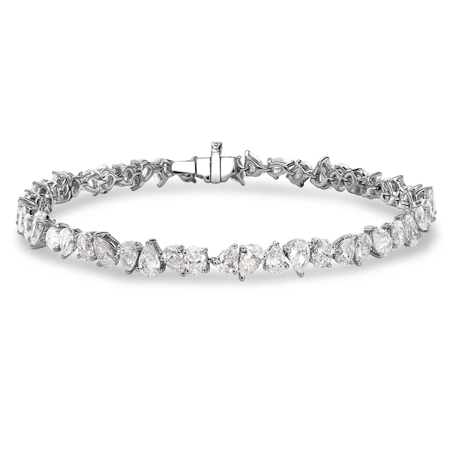 William & Son MYA diamond bracelet