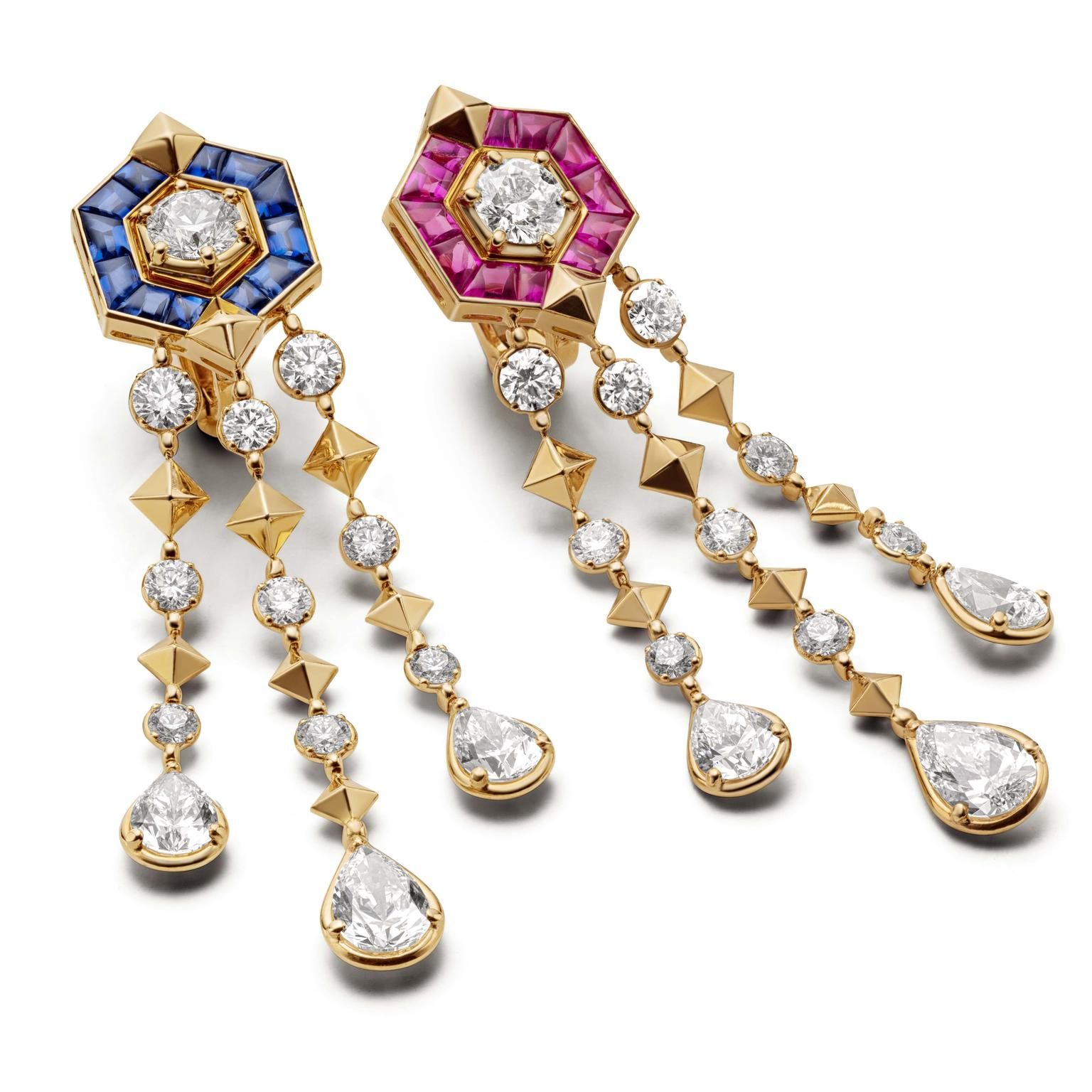 Bulgari Barocko earrings