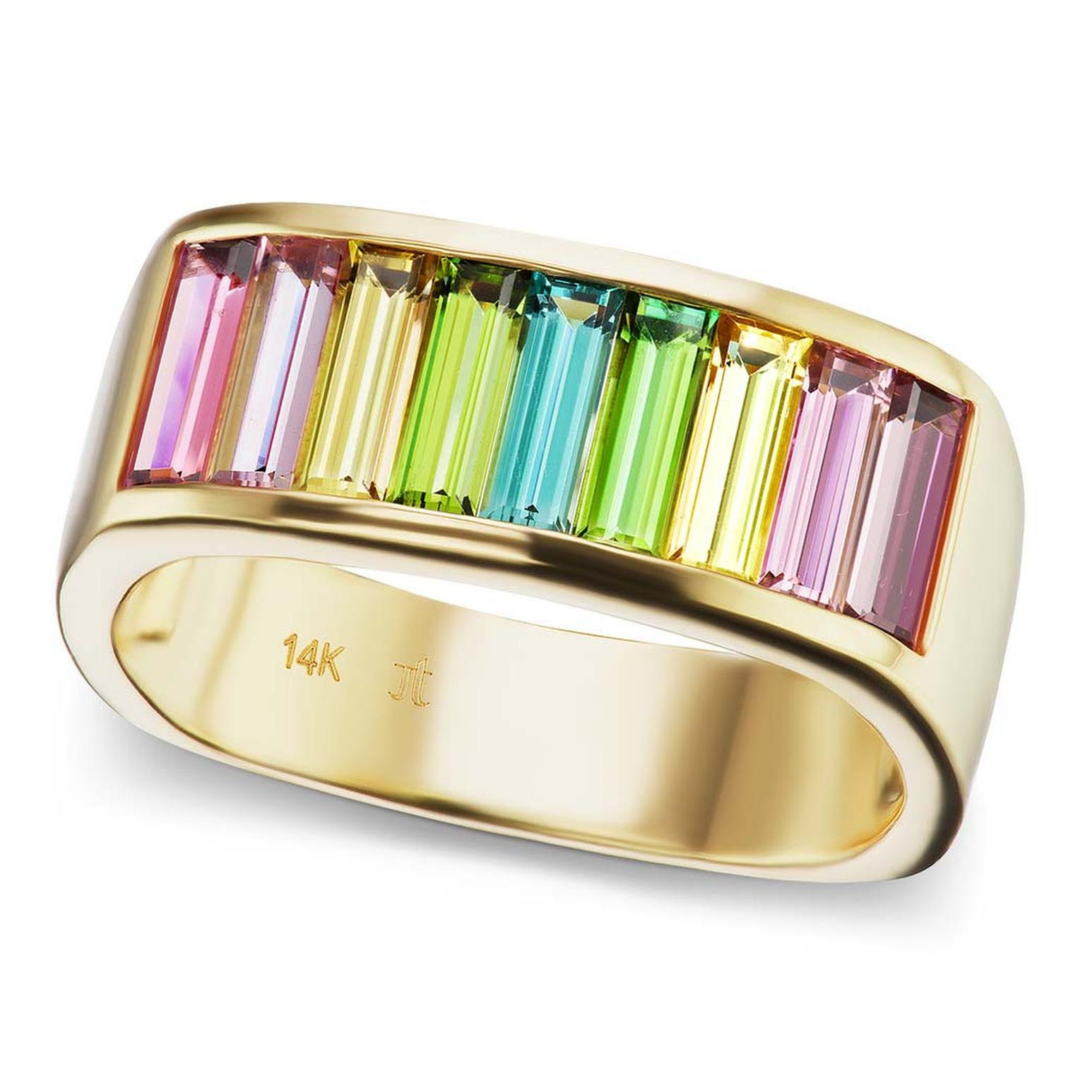 Jane Taylor Ombre ring