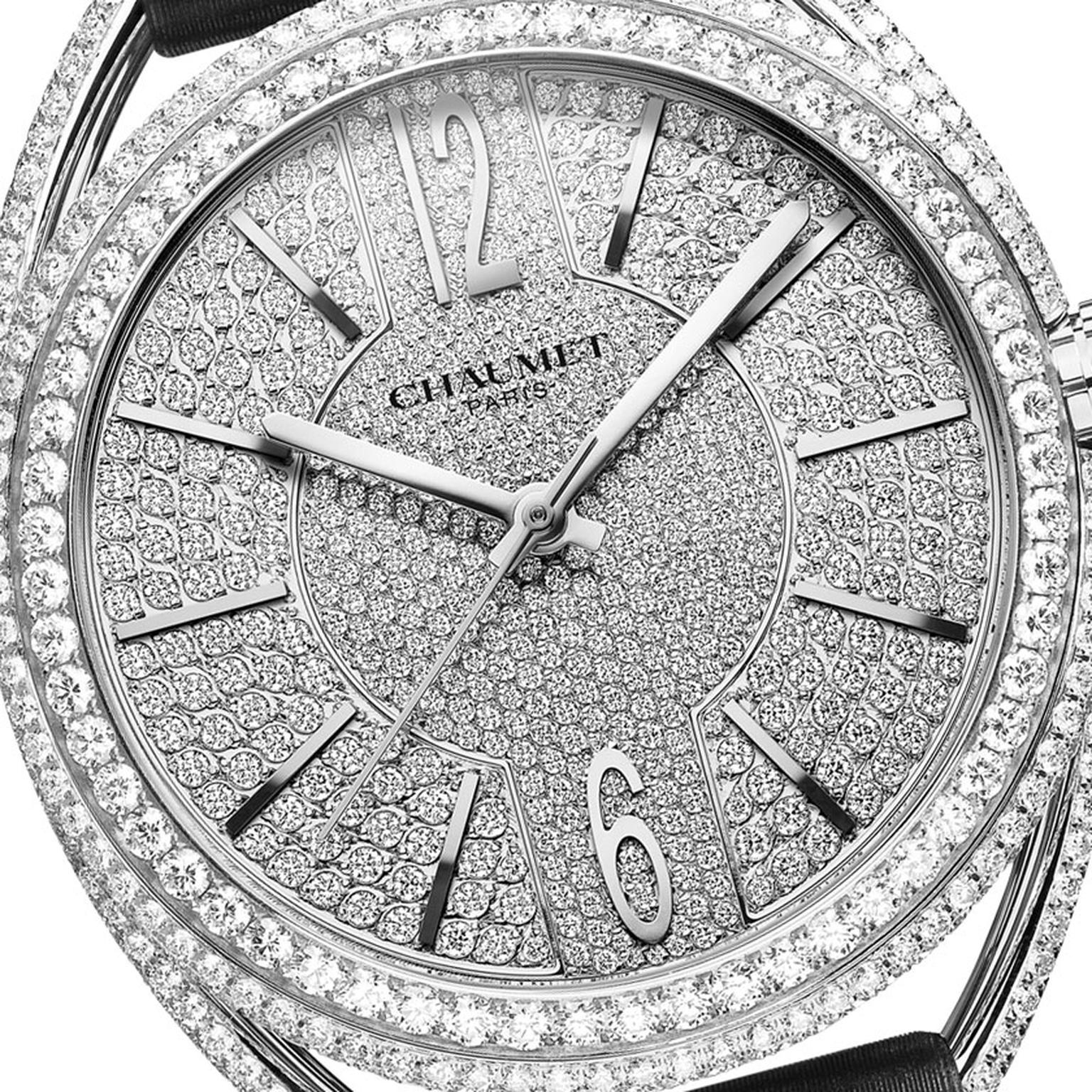 WS Theme Diamond watches for her square