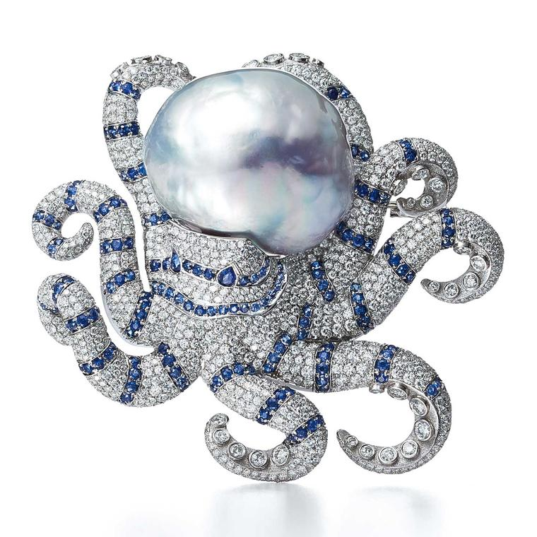 Wonders of nature: Tiffany's new Blue Book collection