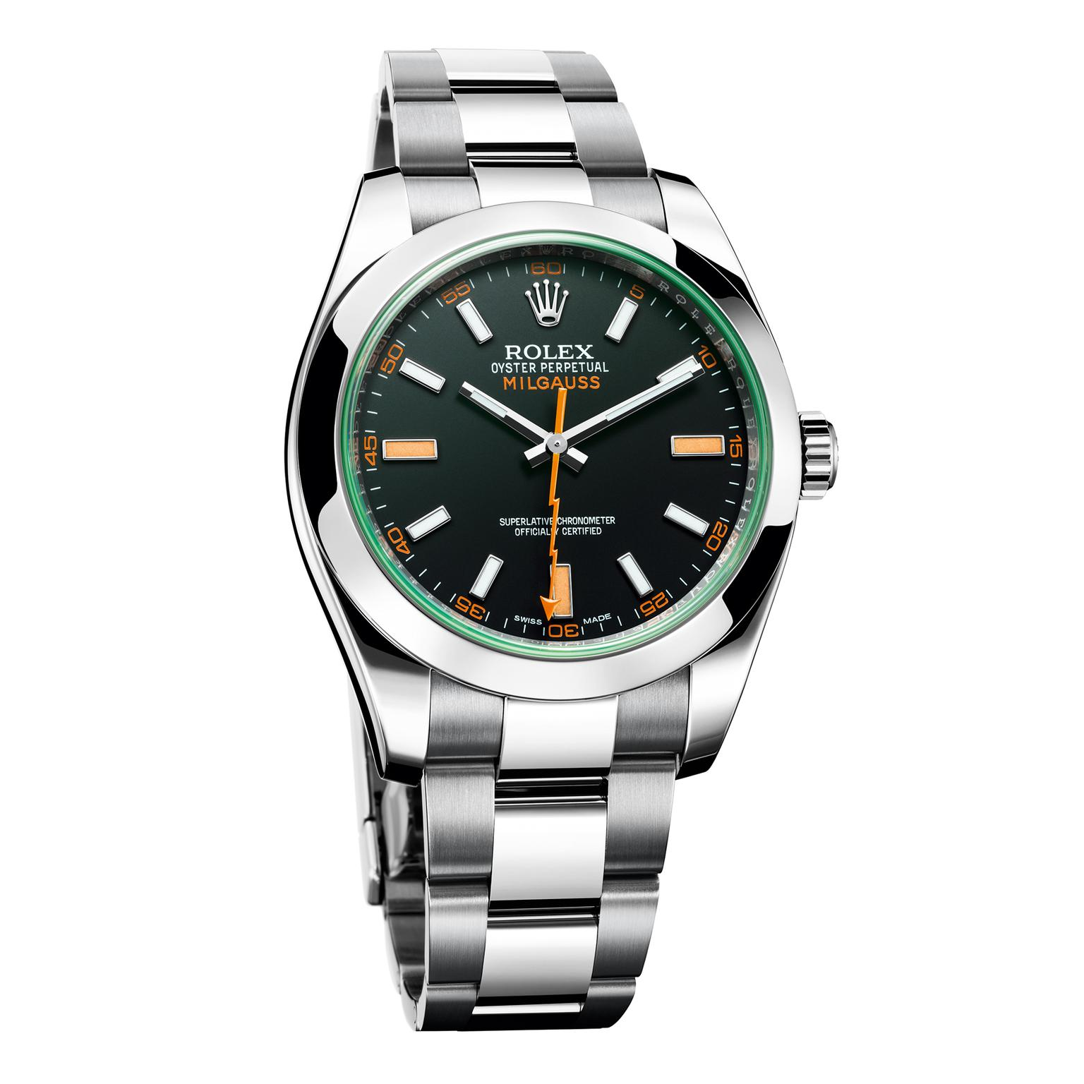 Rolex-Oyster-Perpetual-Milgauss