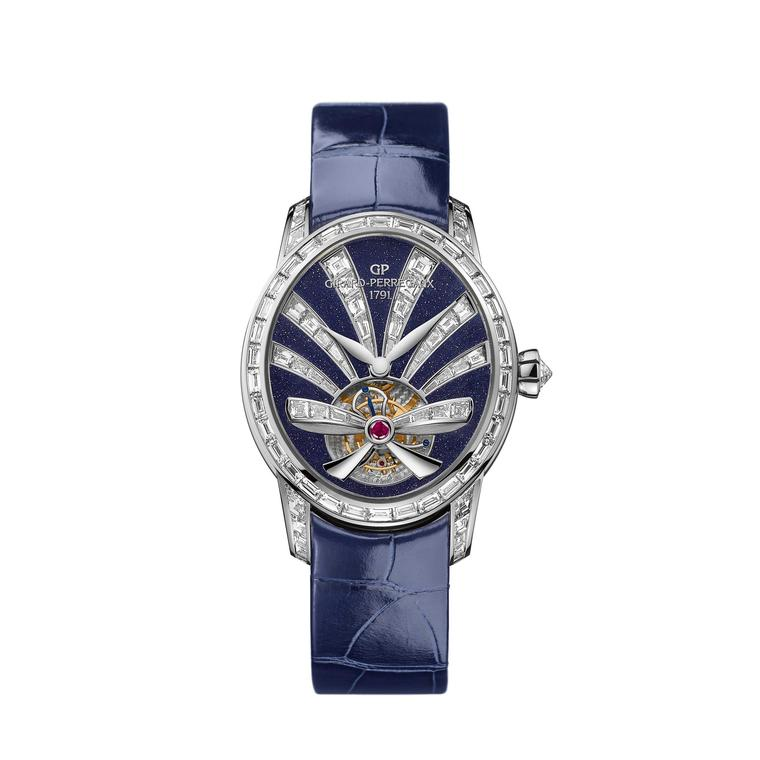 Girard-Perregaux Cat's Eye Tourbillon watch 2019