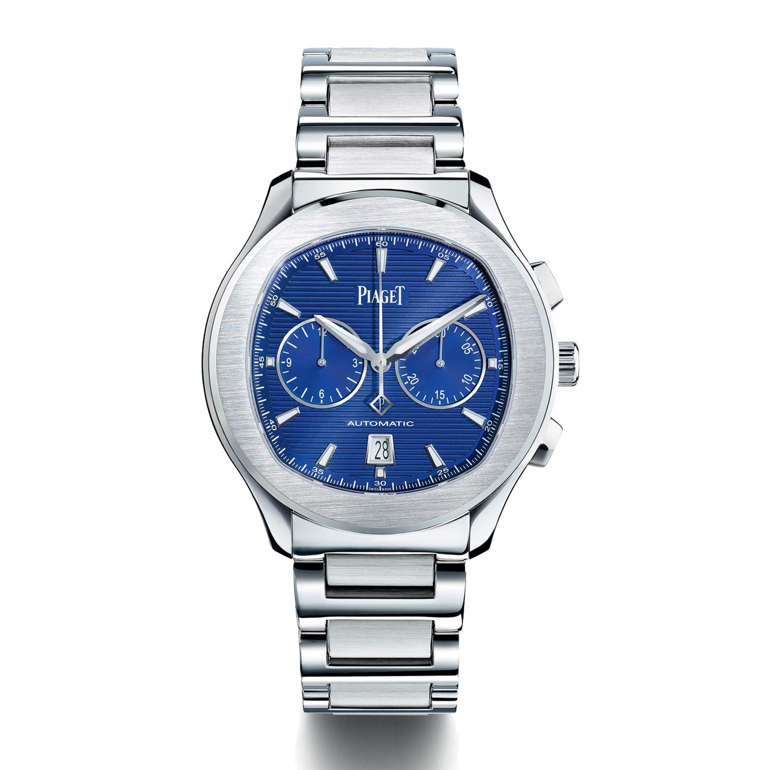 Piaget Polo S Chronograph watch