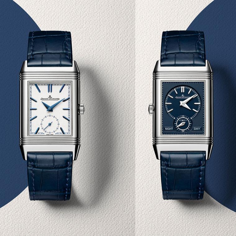 Jaeger-LeCoultre Reverso Tribute Duo watch