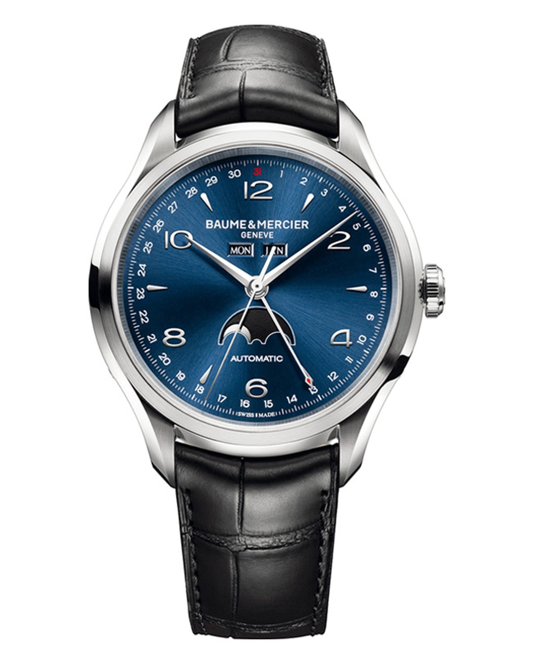 Baume et Mercier Clifton_20130516_Main