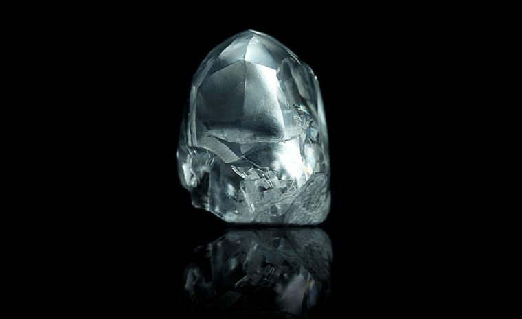It's a whopper: 550 carat diamond found in Lesotho