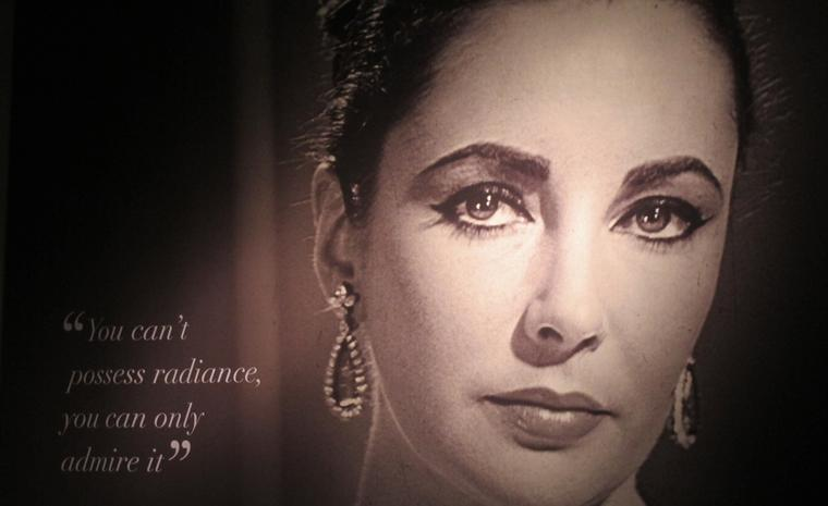 Video of Elizabeth Taylor's jewels at Christie's