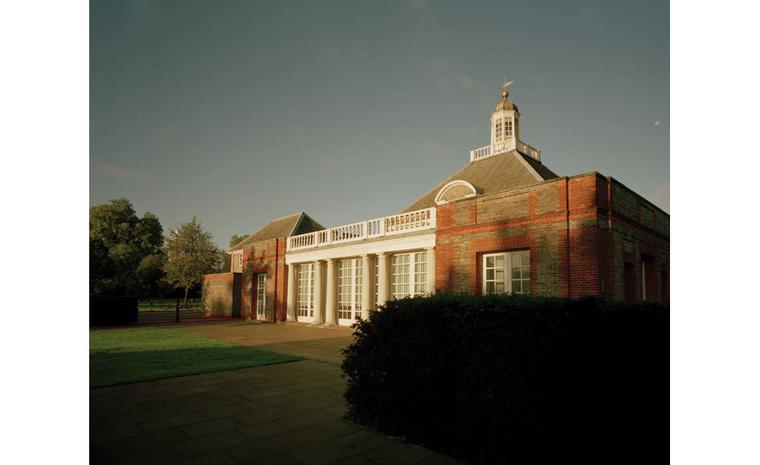 The Serpentine Gallery, London, where the first major exhibition in the UK of Lygia Pape's work will be on show.