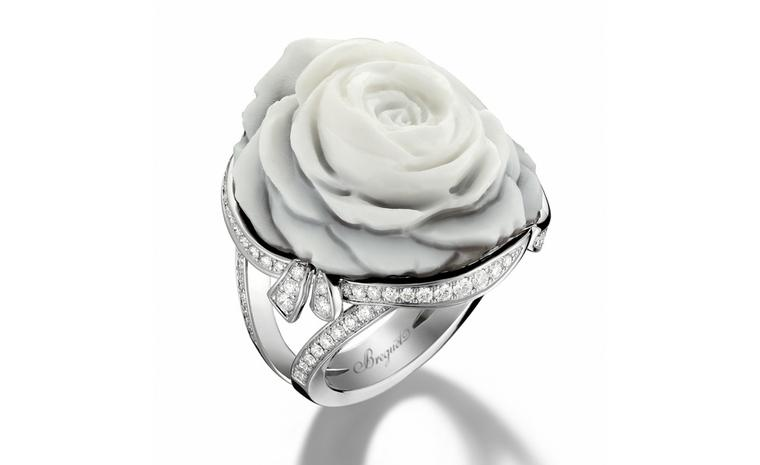 La Rose de la Reine ring by Breguet.