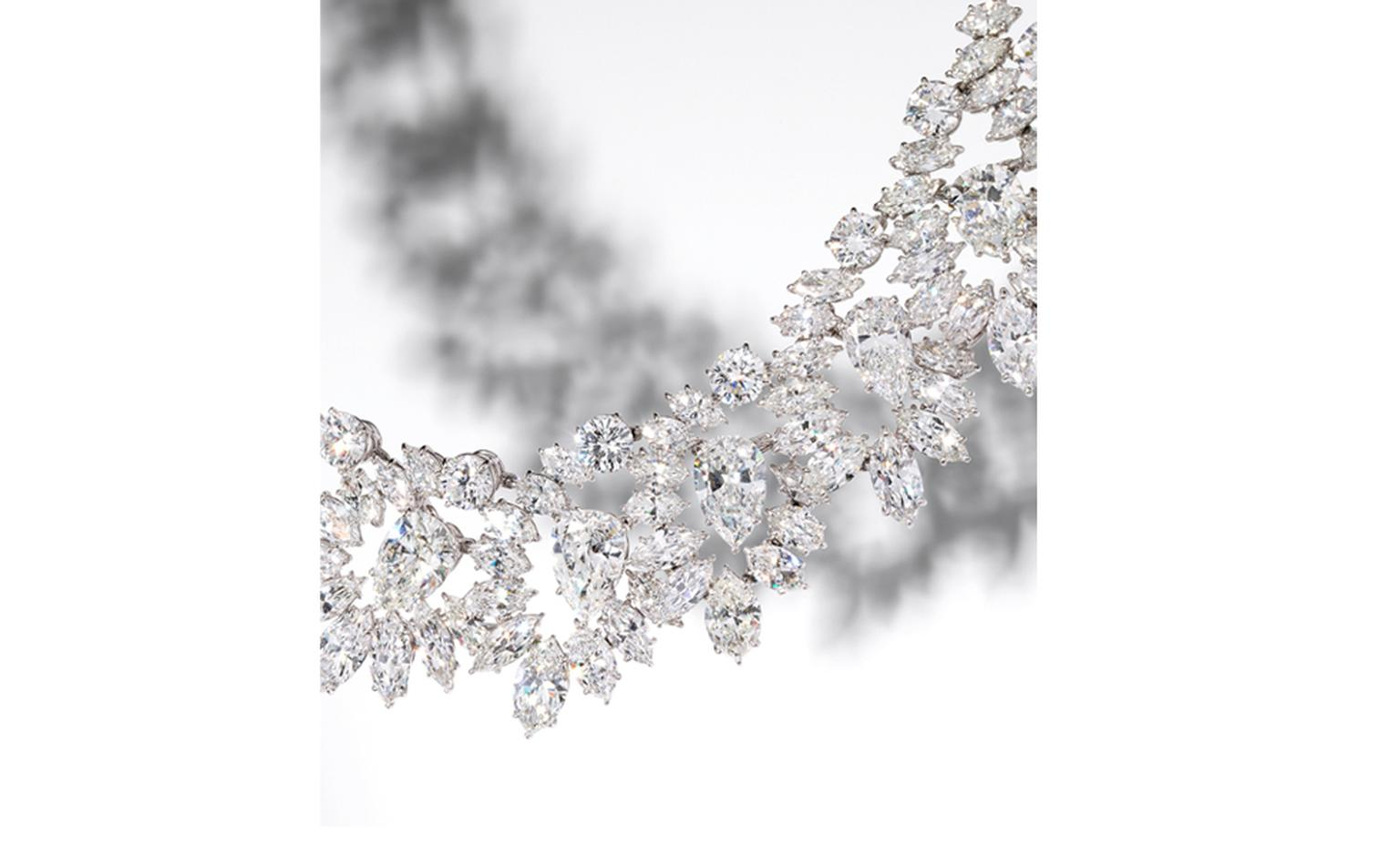 A Magnificent diamond necklace, by Harry Winston, 1964. Estimate:  SFr. 1,350,000-2,250,000 (US$ 1,500,000-2,500,000)