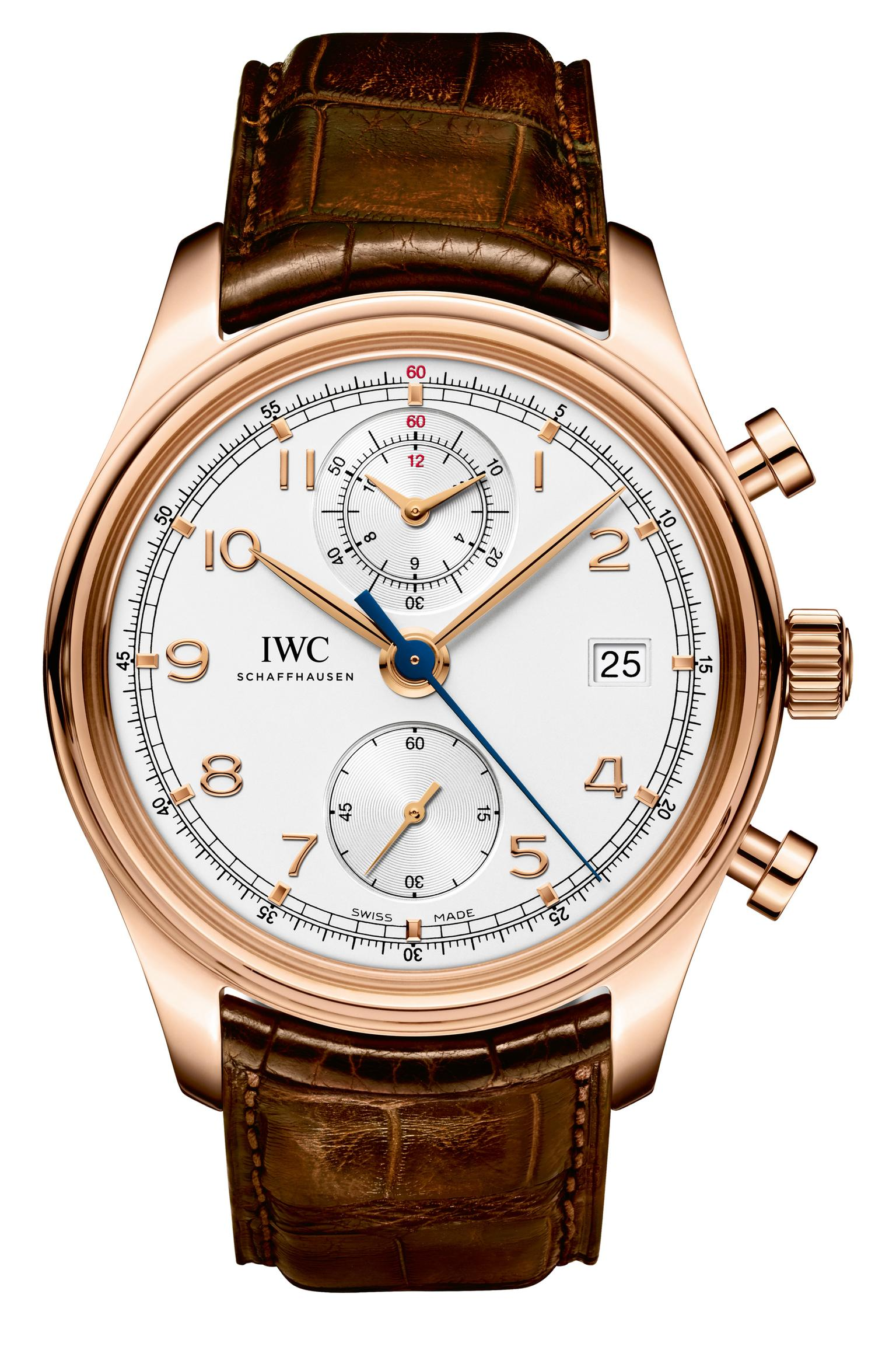 IWC Portuguese Tourbillon watch_20130613_Zoom