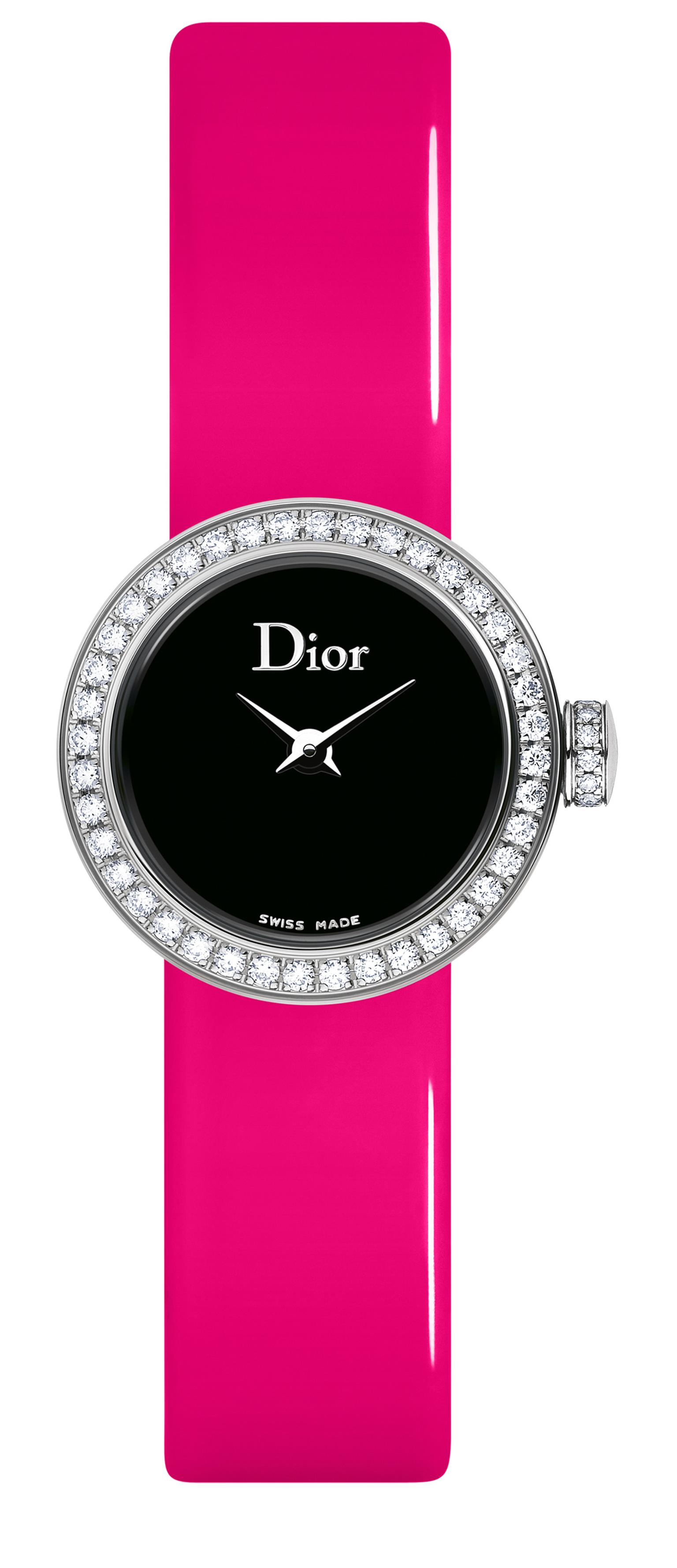 La Mini D de Dior fluorescent watch_20130626_Zoom