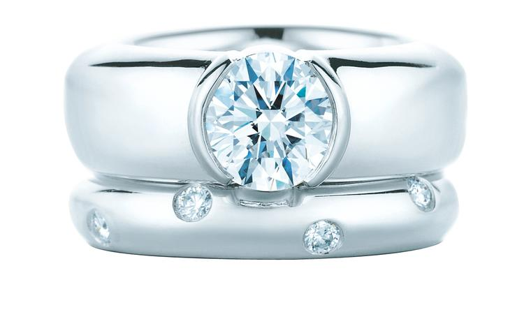 Tiffany & Co Etoile engagement ring and band_20130626_Zoom