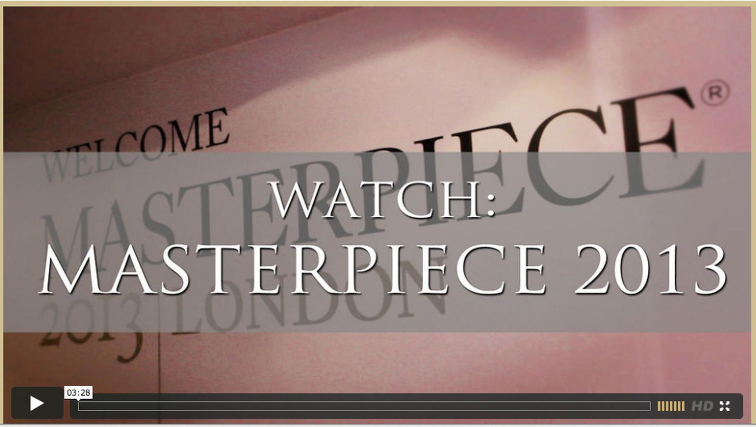 Masterpiece Video Featured pic