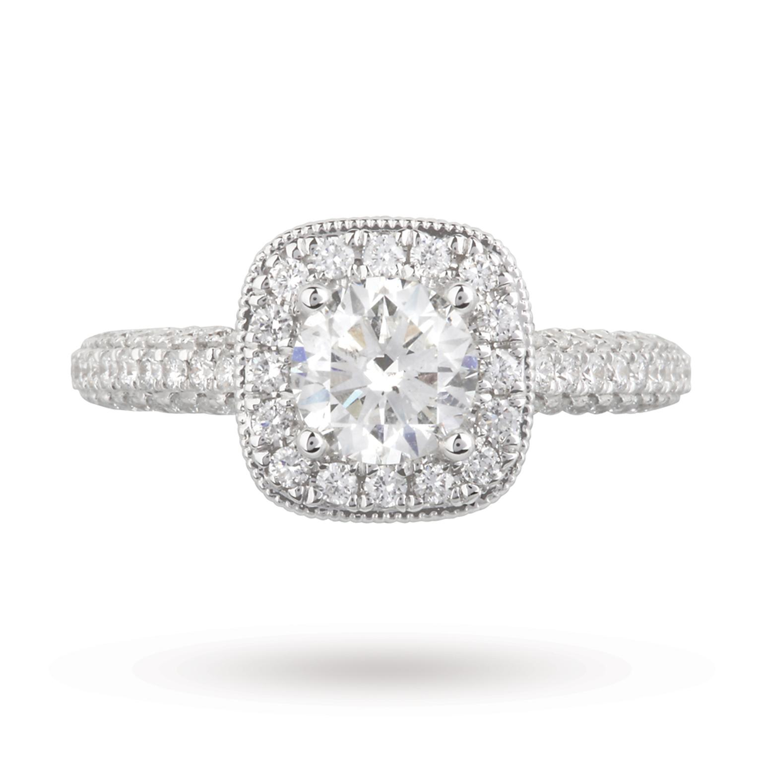 Vera Wang Love engagement ring 2