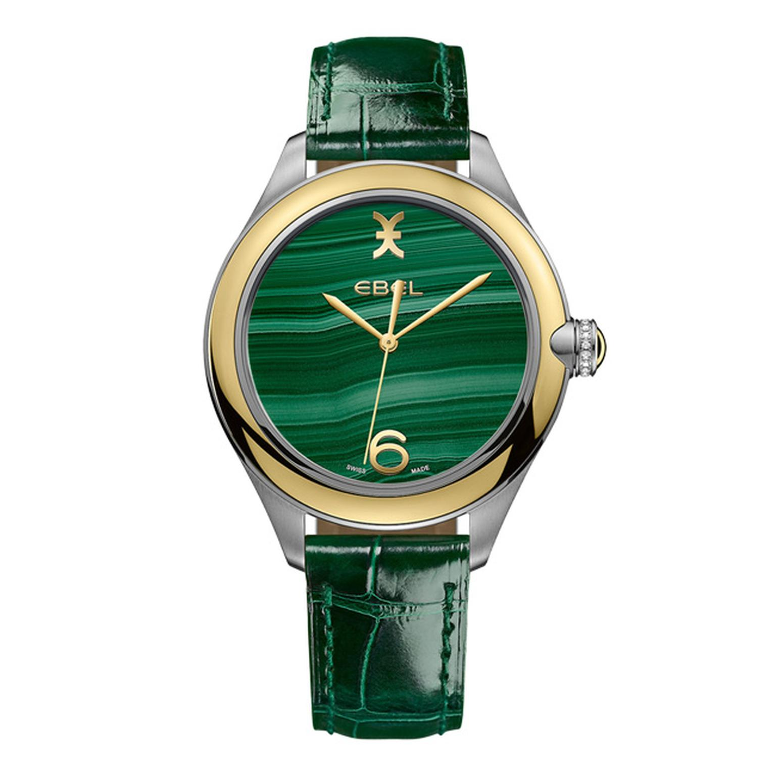 Ebel Onde Malachite dial watch_20130718_Main