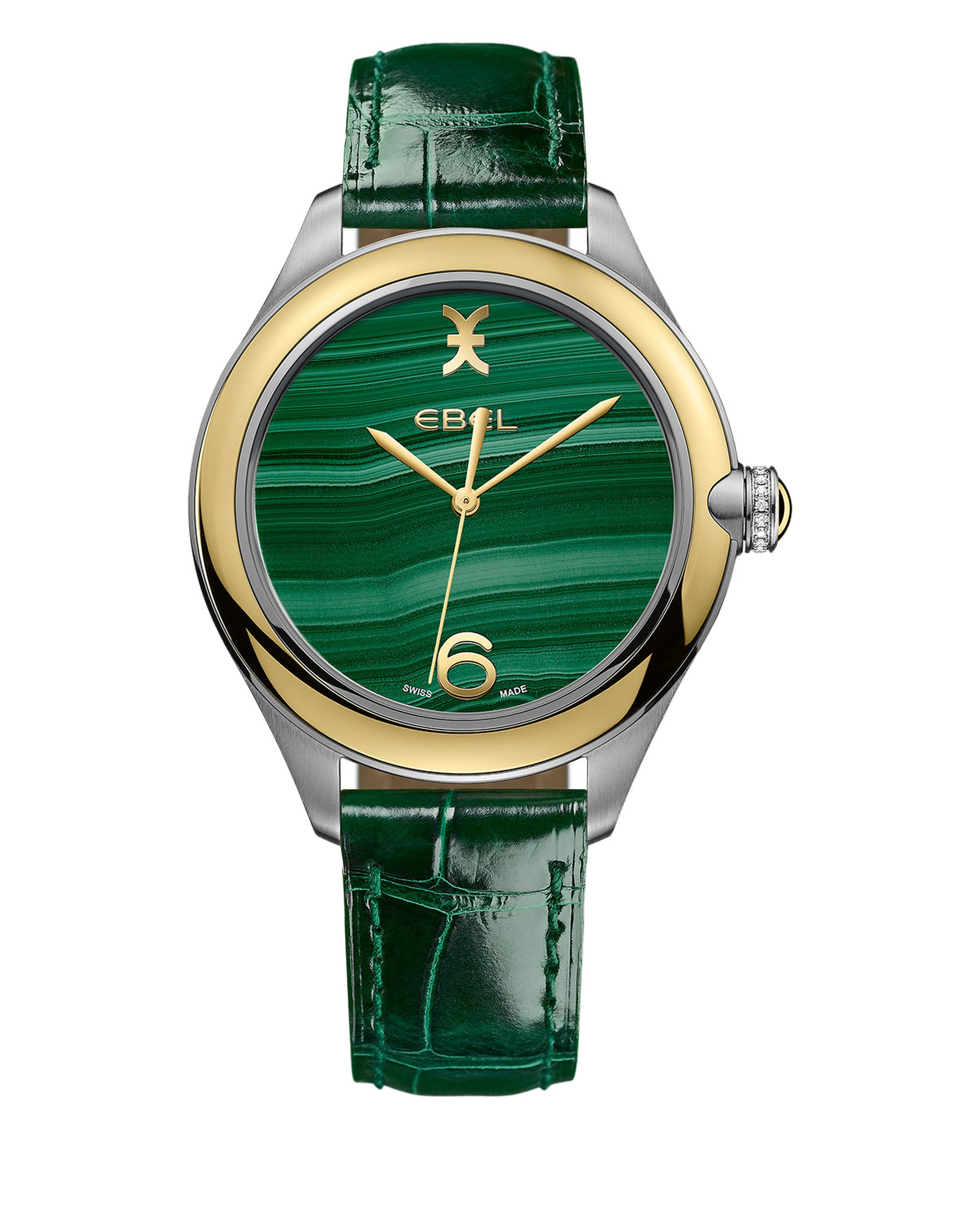 Ebel Onde Malachite dial watch_20130718_Zoom