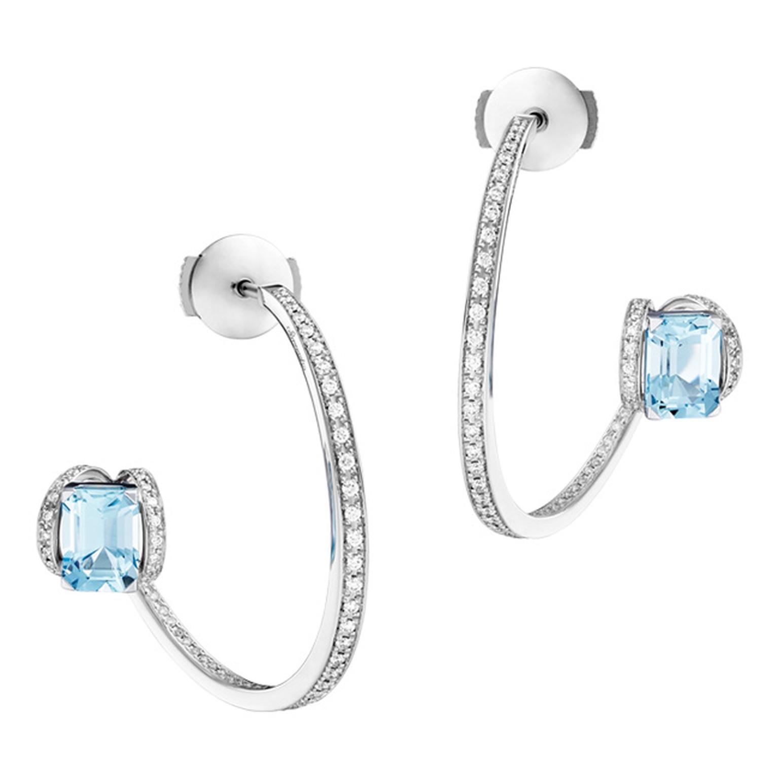 Breguet Mini Reine de Naples Creole aquamarine earrings_20130801_Main