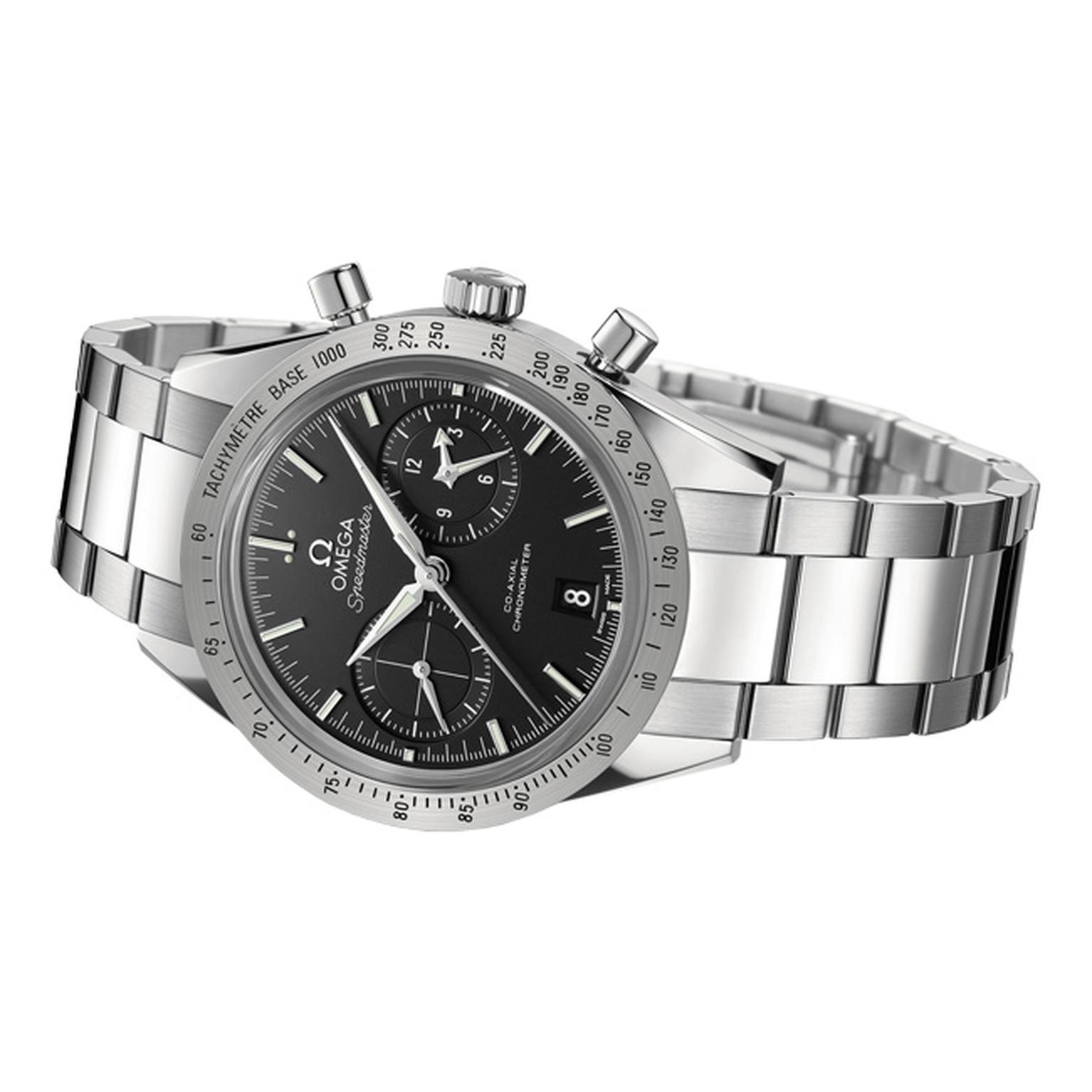 Speedmaster '57 in stainless steel_20130822_Main