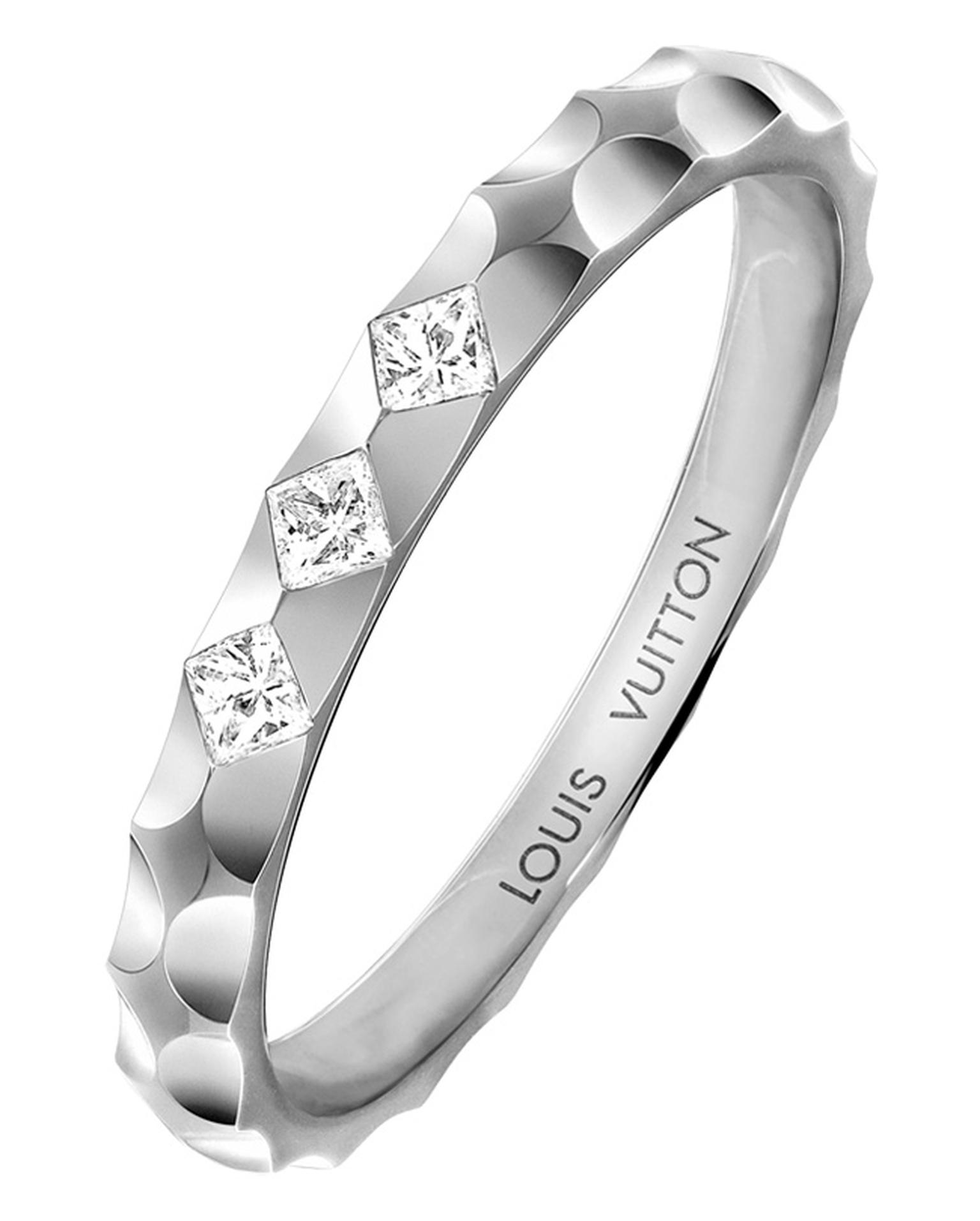 Louis Vuitton Monogram Infini wedding ring_20130830_Main