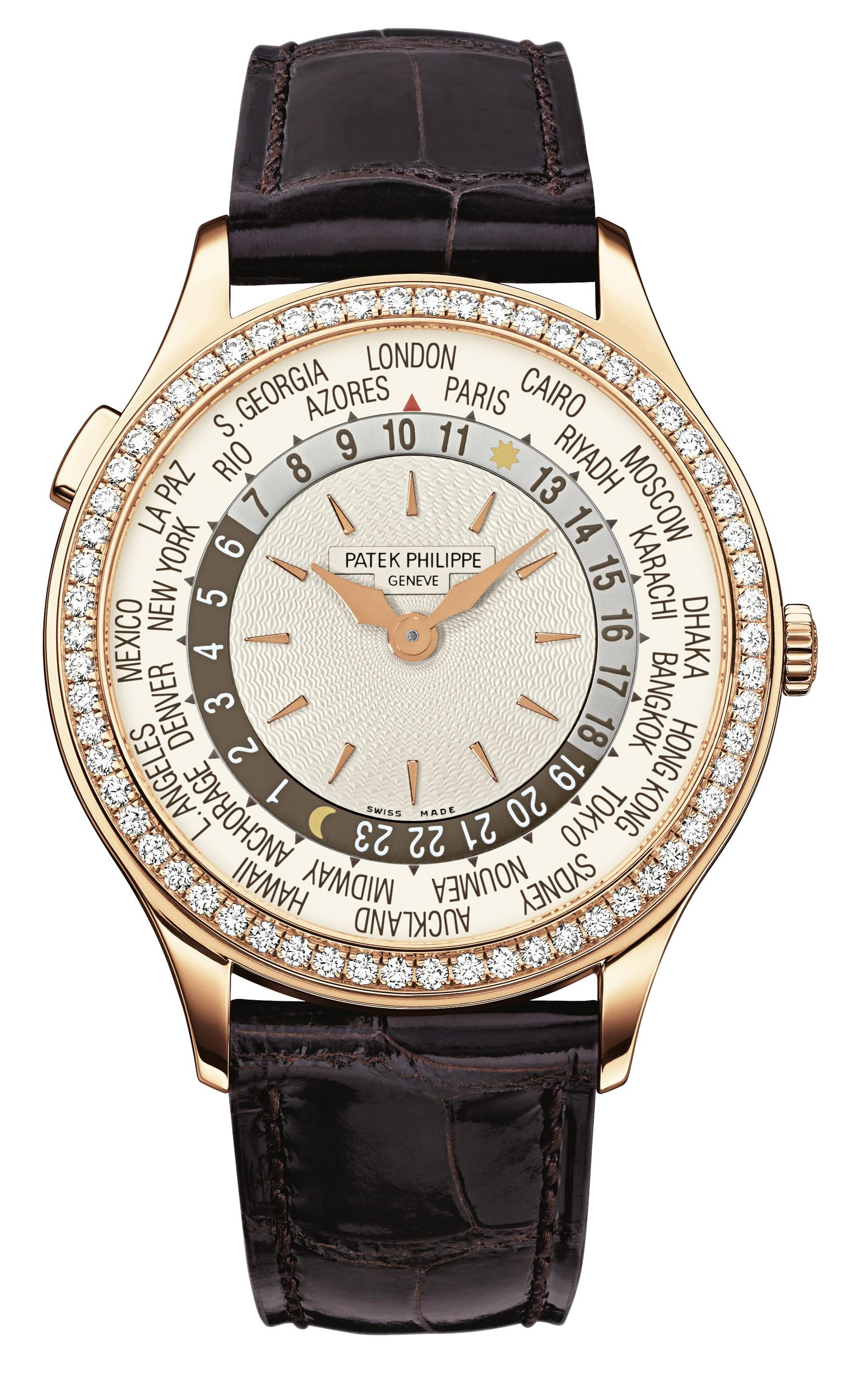 Patek Philippe World Time watch Ref_20130911_Zoom