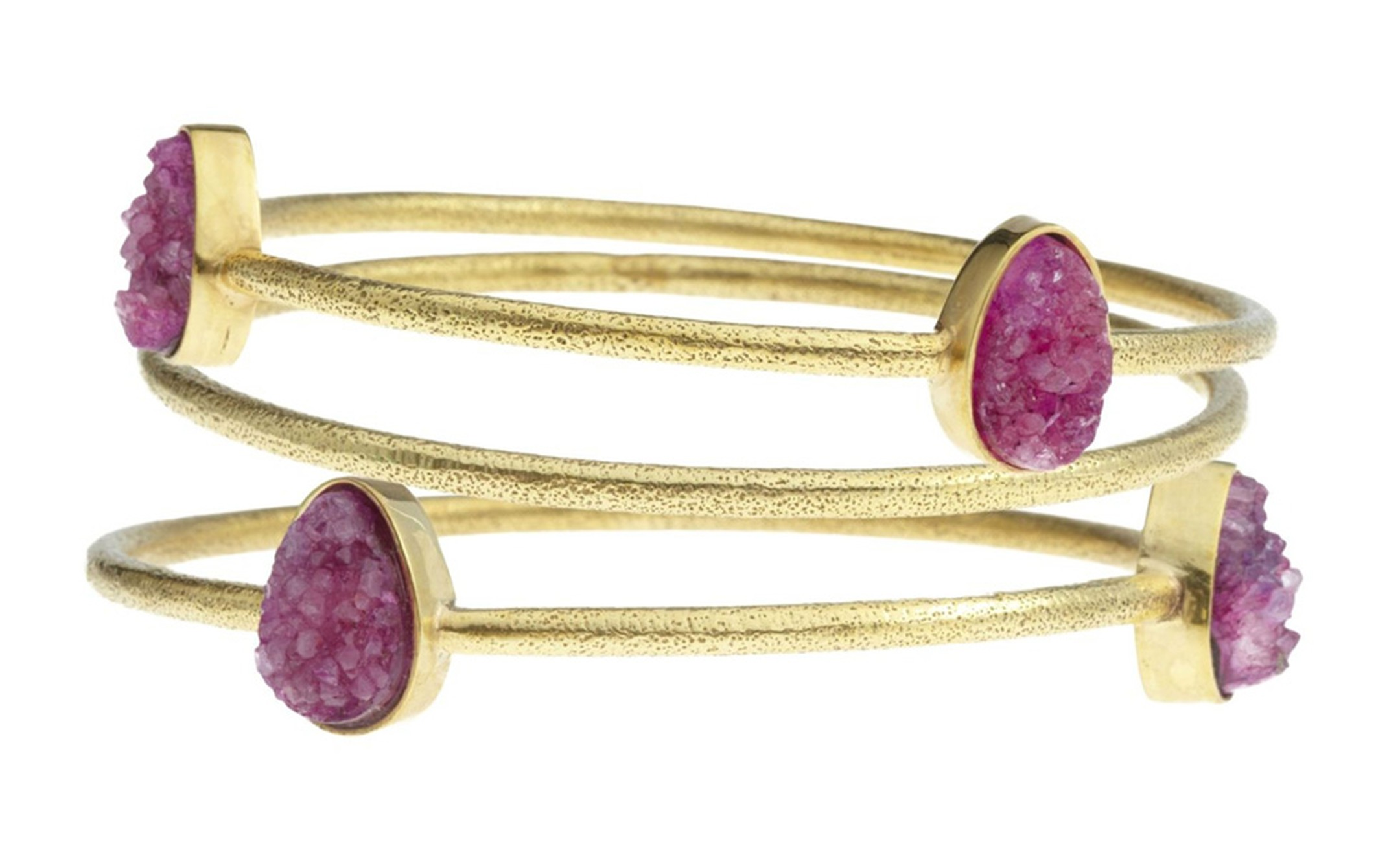 Mary Portas Amethyst bracelet at House of Fraser. £95