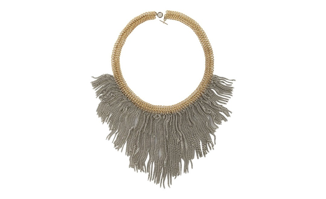 Mary Portas Wonderfall necklace at House of Fraser. £150