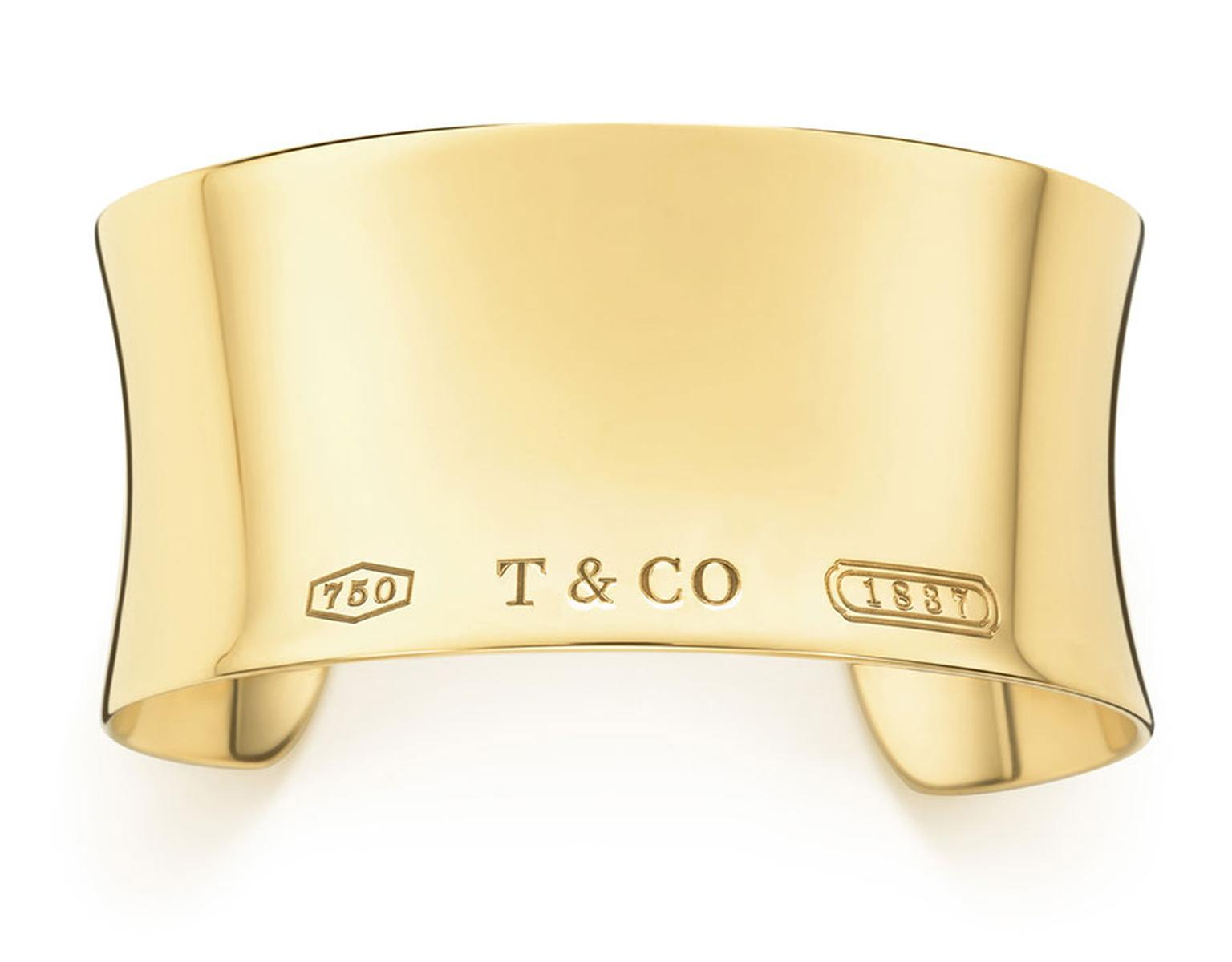 Tiffany-1837-Gold-Bangle