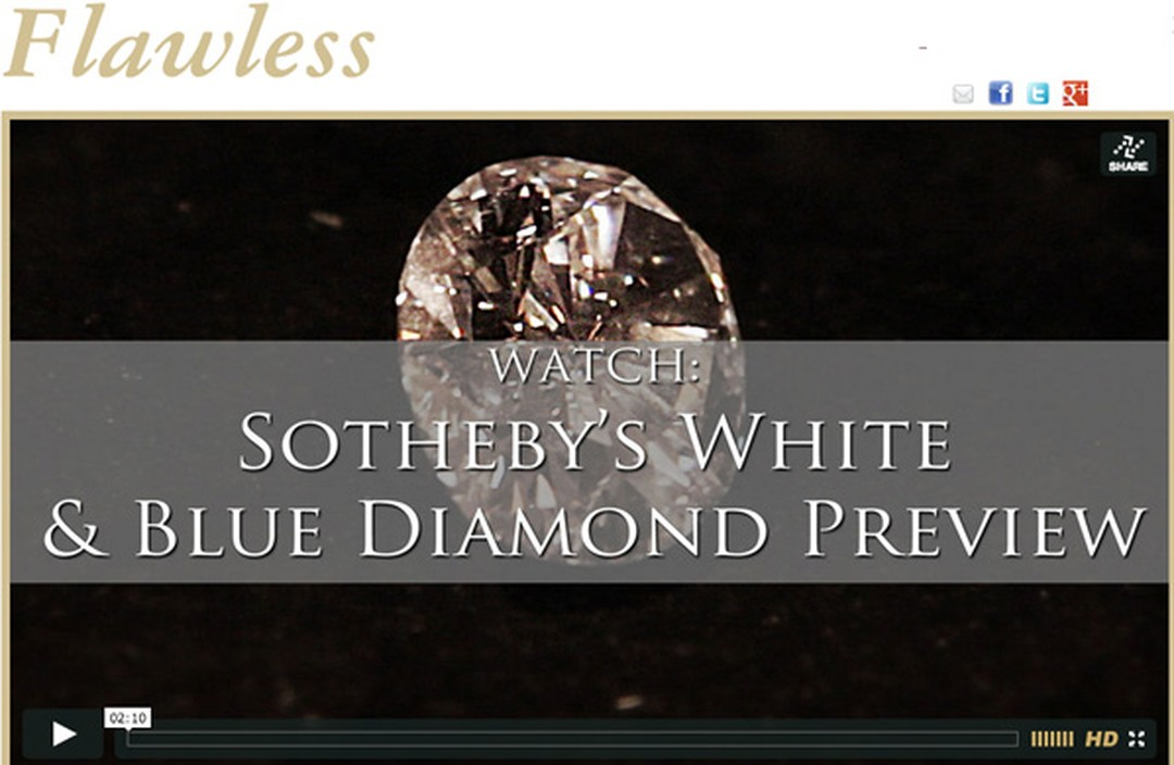 Sotheby's Diamonds Video Featured Image