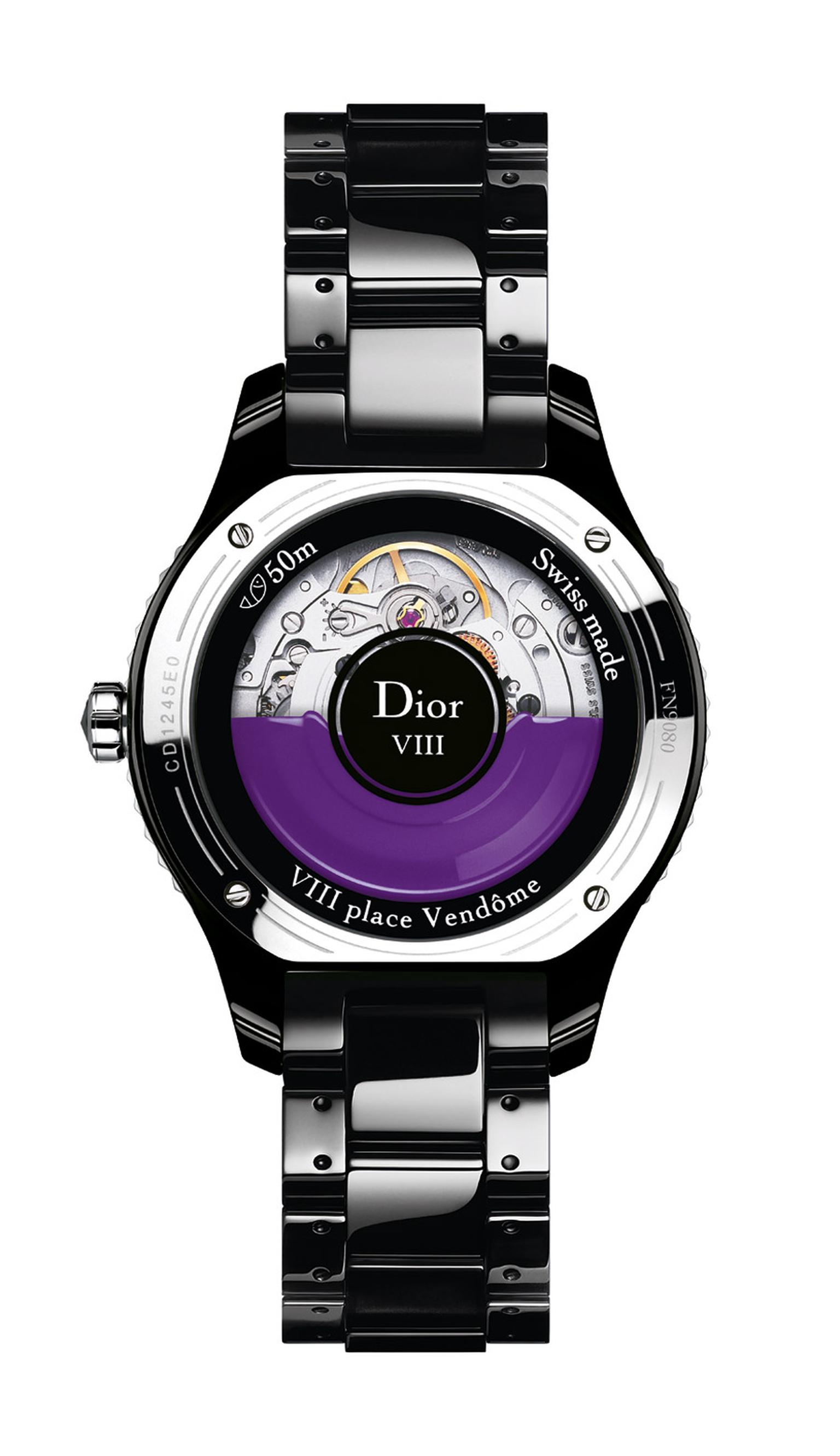 DIOR-VIII-BLACK-AUTO-COLOURED-CIRCLE-DIAL-AMETHYST-38mm-Back