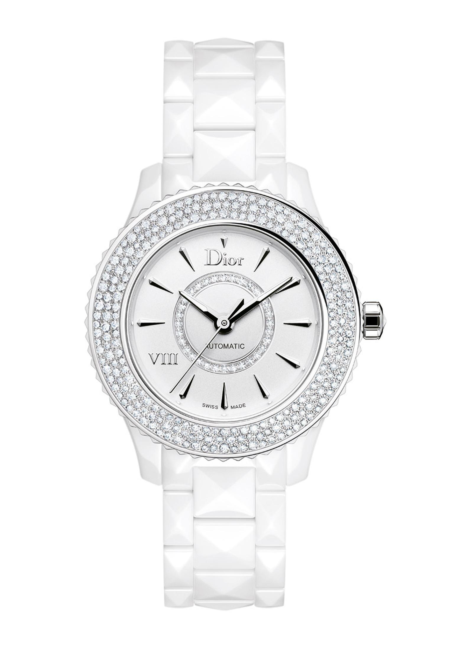 DIOR-VIII-WHITE-AUTO-DIAMOND-SNOW-SET-BEZEL-38mm