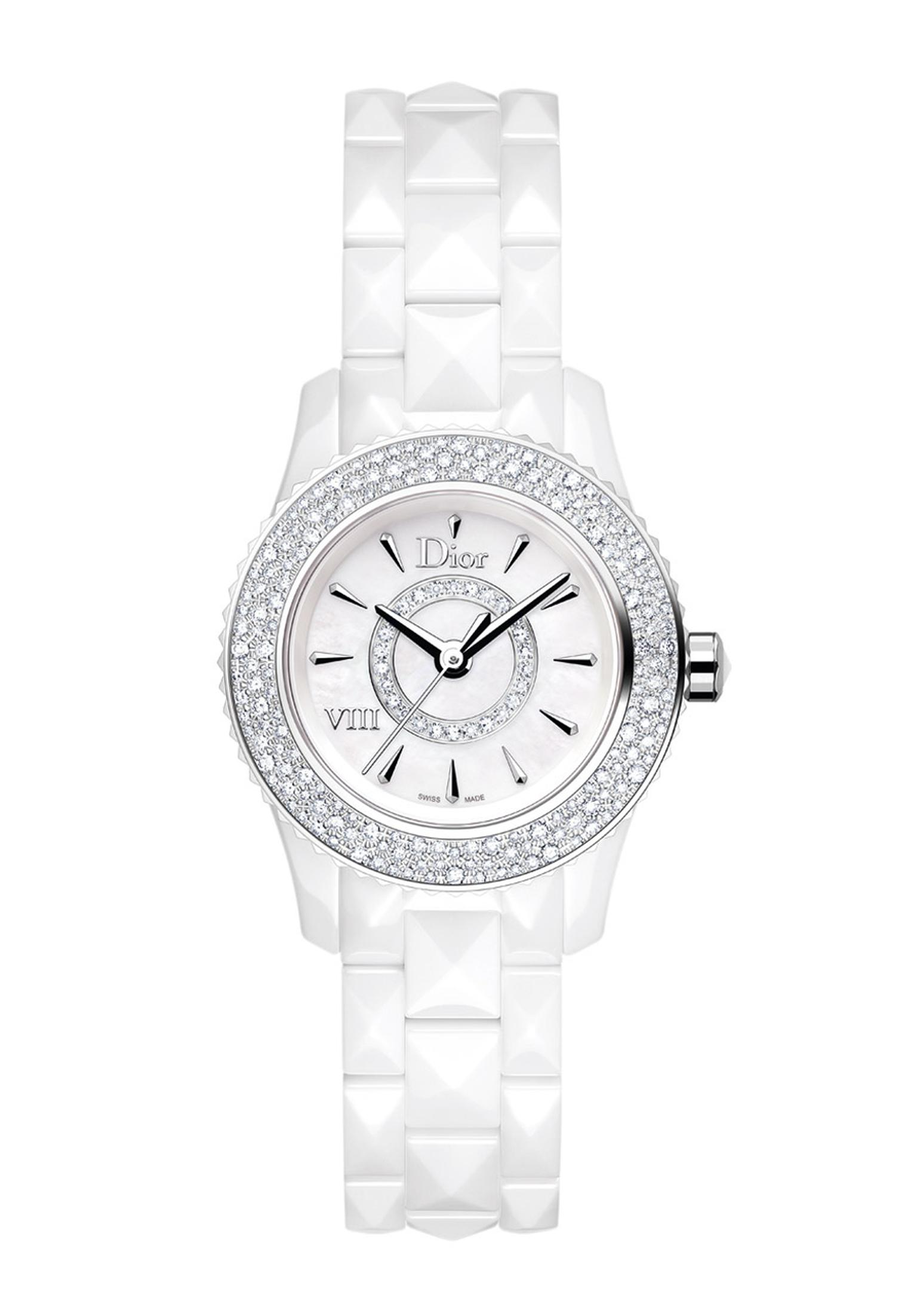 DIOR-VIII-WHITE-QUARTZ-DIAMOND-SNOW-SET-BEZEL-28mm