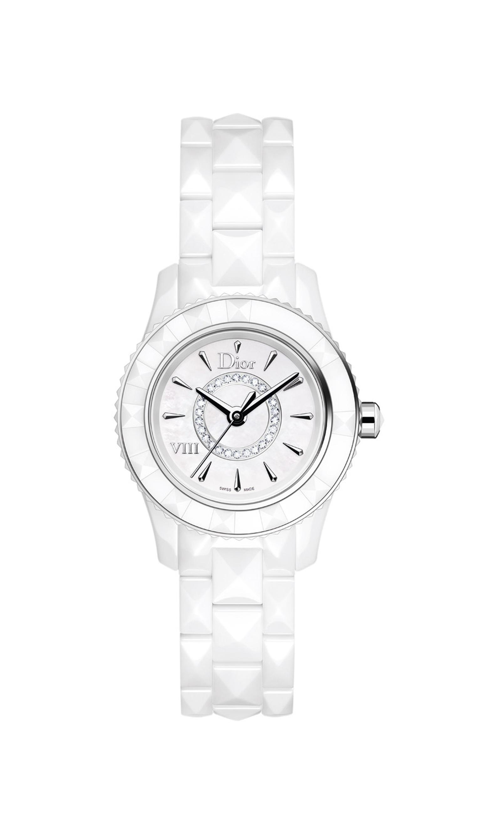 DIOR-VIII-WHITE-QUARTZ-MOTHER-OF-PEARL-DIAMOND-SET-DIAL-28mm