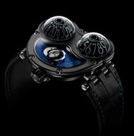 MB&F's new timepiece is a lunar luxury