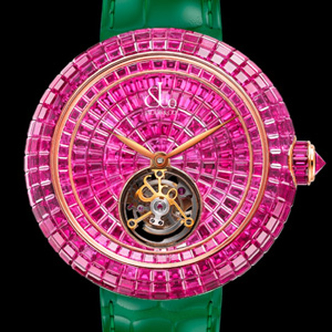 Jacob and Co Tourbillon HP