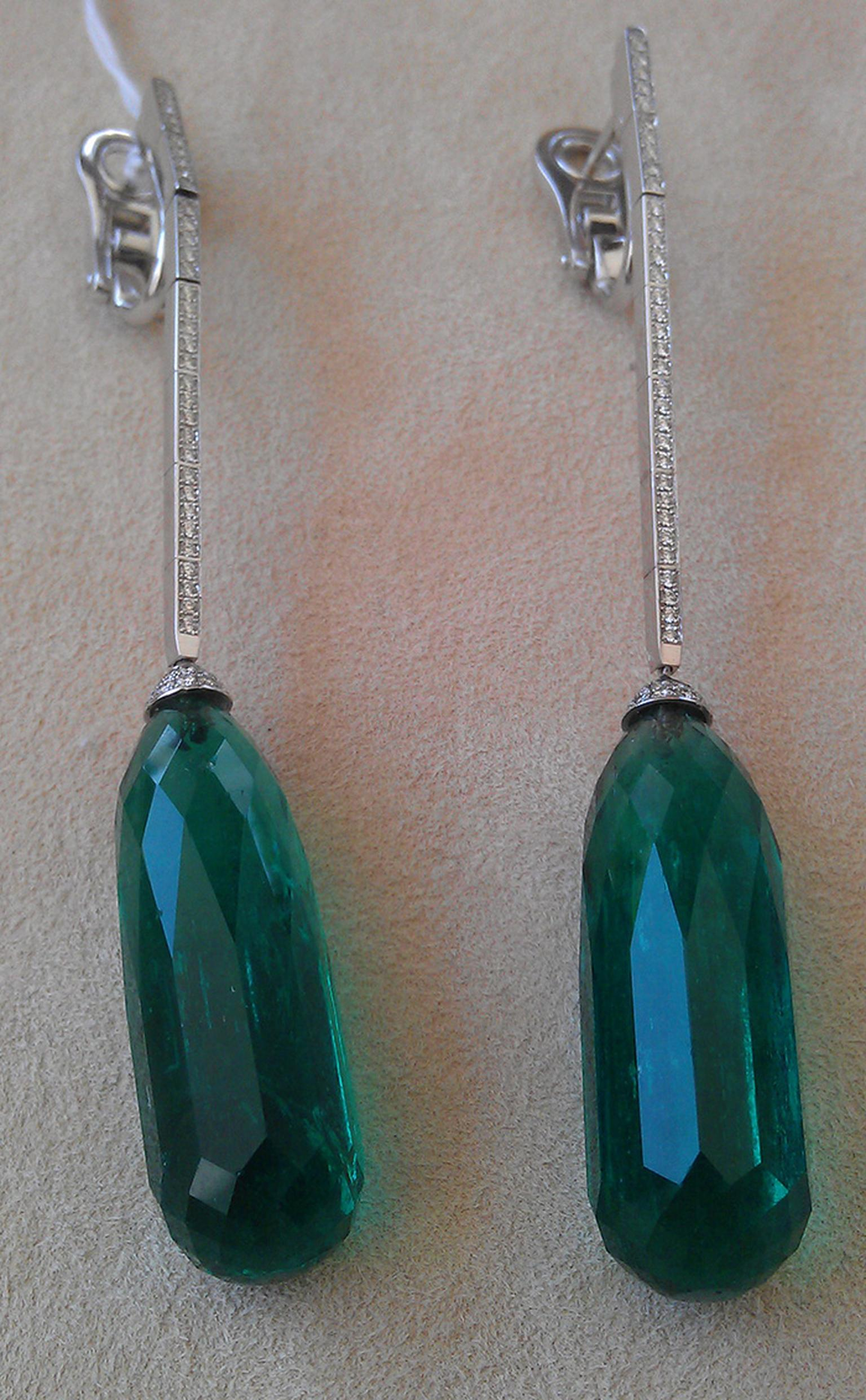 Chopard-Emerald-earrings-as-worn-by-Jane-Fonda